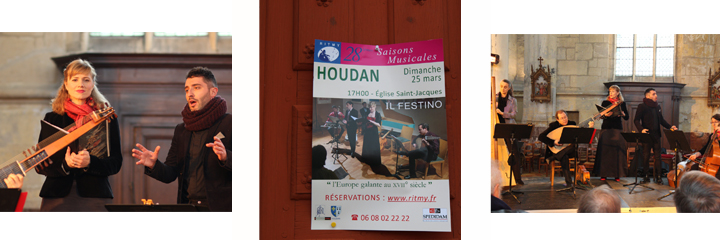03/2018 Houdan, France